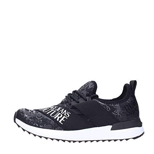 VERSACE JEANS COUTURE zapatos de mujer zapatillas bajas E0VUBSG5 71211 M57 talla 36