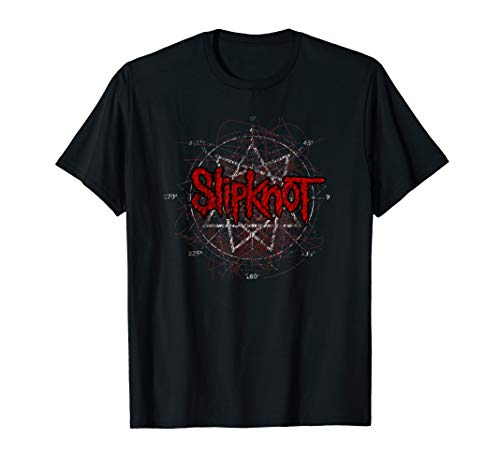 Slipknot Sketch Star T-Shirt T-Shirt