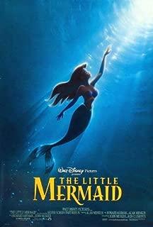 little mermaid movie poster original