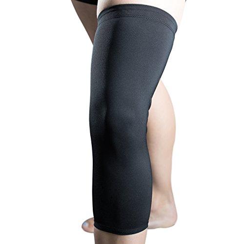 DonJoy Reaction Compression Support: Knee Brace Undersleeve, Medium