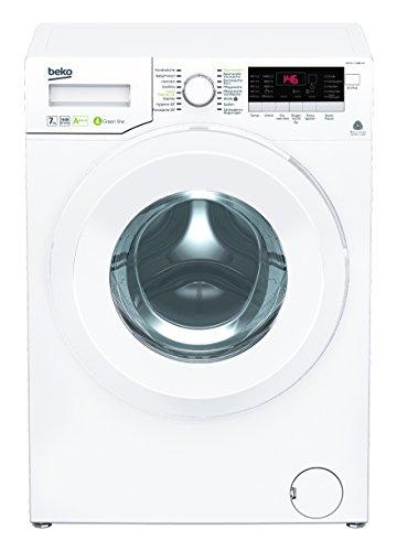 Beko WYA 71483 LE Waschmaschine Frontlader/A+++/1400 UpM/7kg/Mengenautomatik/Watersafe+/ Aquawave Schontrommel/besonders leise