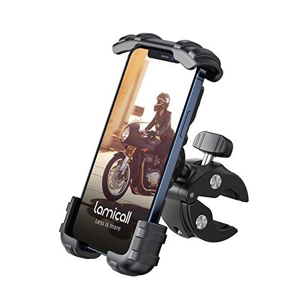 Lamicall Bike Motorcycle Phone Holder Mount