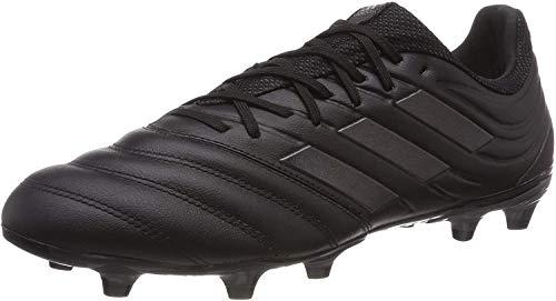 adidas Herren Copa 19.3 FG Fußballschuhe, Schwarz (Core Black/Core Black/Grey Six Core Black/Core Black/Grey Six), 41 1/3 EU