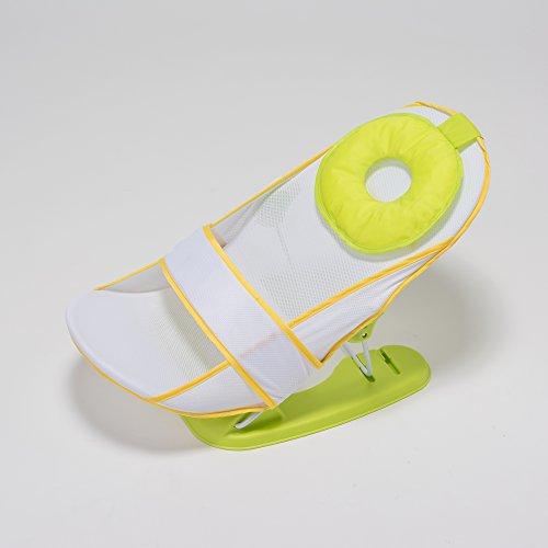 シンセーインターナショナル折りたたみバスベッド赤ちゃんのバスタイムをやさしくサポート