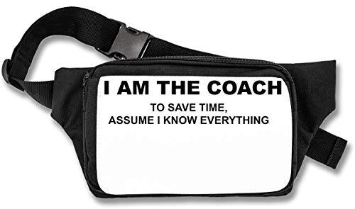 I am The Coach heuptas.