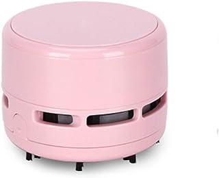 FineInno Mini Stofzuiger Vacuum Cleaner Dustbuster Pportable Desktop Sweeper Handheld Draadloze Tafelstofzuiger voor Kanto...