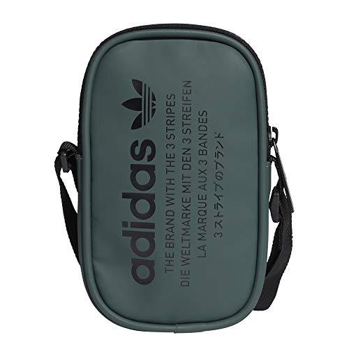 adidas NMD P Bag DV0141, Unisex Pouch Bag, Green, One Size EU