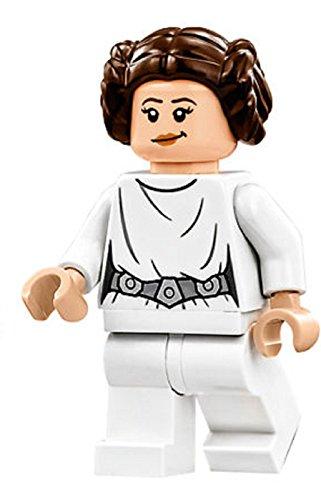 LEGO Star Wars Death Star Minifigure - Princess Leia Carrie Fisher (75159)