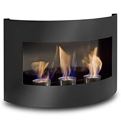 Design Fireplace RIVIERA Deluxe Bio Ethanol Gel Fire Place