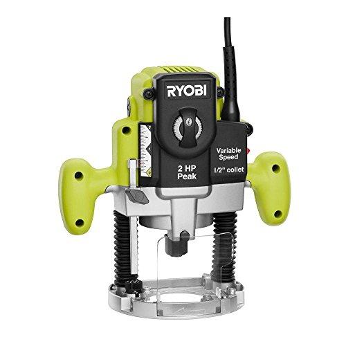 Ryobi RE180PL1G 2HP Peak 10-Amp Plunge Router