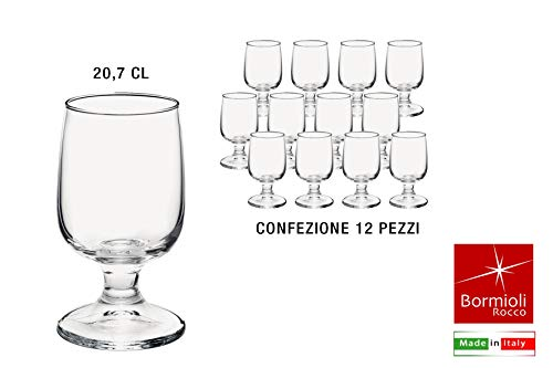 Executive Set 12 Calici Vino 20,7 cl