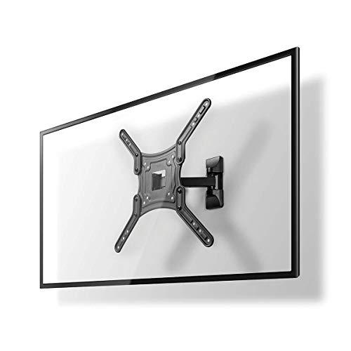 TronicXL TV Wandhalterung voll beweglich für 23-55 Zoll zb Loewe ONE 40 Bild 1.40 1.32 3.49 DR+ OLED 55 UHD Reference Xelos Individual Compose 3D Art Löwe bewegliche Ausleger Arm neigbar drehbar