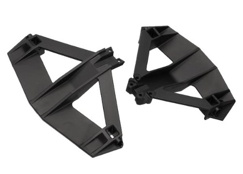 Traxxas 6415 Body Mounts, Front and Rear, XO-1