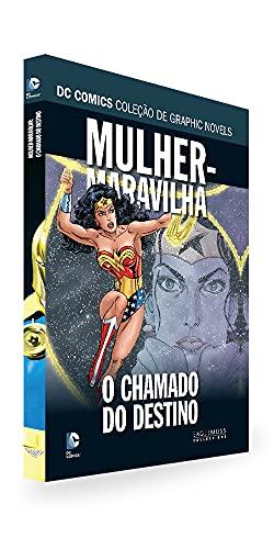 Dc Graphic Novels Ed. 145 - Mulher-Maravilha. O Chamado do Destino
