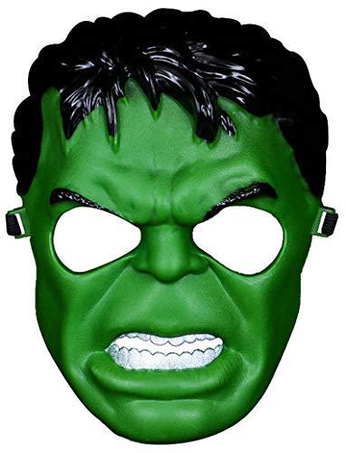 AEXParts Halloween Grande mMaschera per Halloween Hulk Avengers Endgame - Perfetta per Il Costume in Maschera