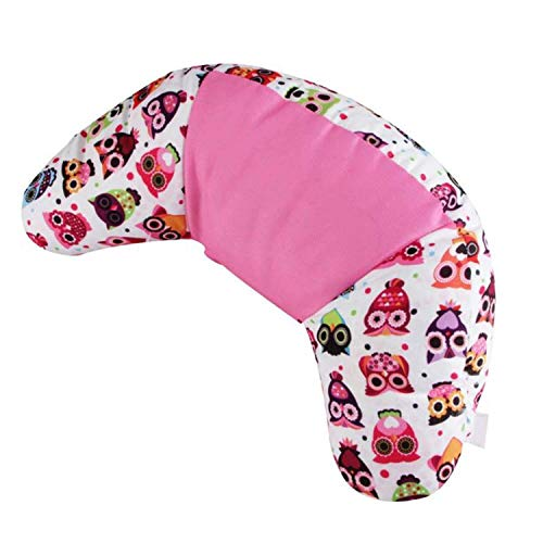 VNASKH Car Seat Safety Belt Cover Neck Headrest Pillow Cushion Safety Seat Belt Pad Kids Child Baby Protection Support Pillows