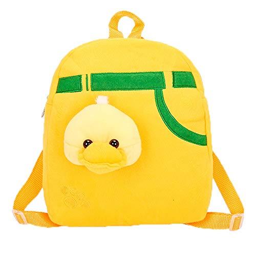 Bfmyxgs Süße Tasche für Kinder Tiere Rucksäcke Mädchen junge niedliche Schulranzen Kinder Cartoon Geschenke Schule Taschen Rucksack Schultertasche Handtasche Münze Tasche Taille Beutelpackung Brust