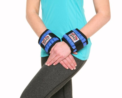 Top walking weights with hand strap 5lbs for 2020