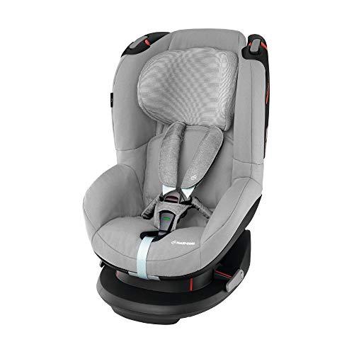 Maxi-Cosi Tobi Kleinkinder-Autositz, Installation mit Sicherheitsgurt, 9 Monate - 4 Jahre, 9 - 18 kg, Nomad Grey (grau)