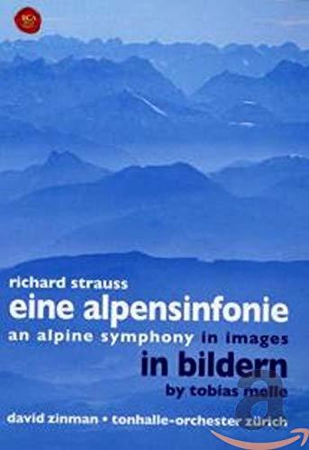 Zinman / Melle - An Alpine Symphony In Images [Reino Unido] [DVD]