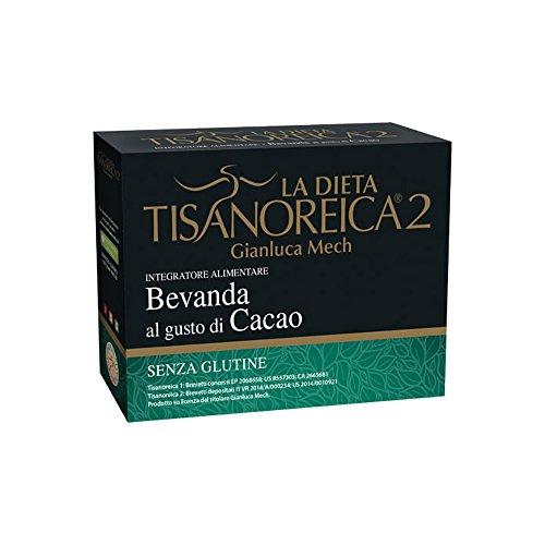 Gianluca Mech - Bevanda Energetica Gluten Free al Gusto Cacao - 130gr