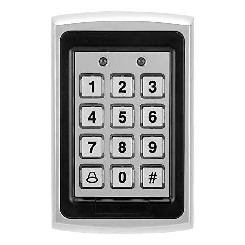 Acceso a la Puerta con contraseña de función de Alarma, para Salida de relé de Bloqueo de hogares
