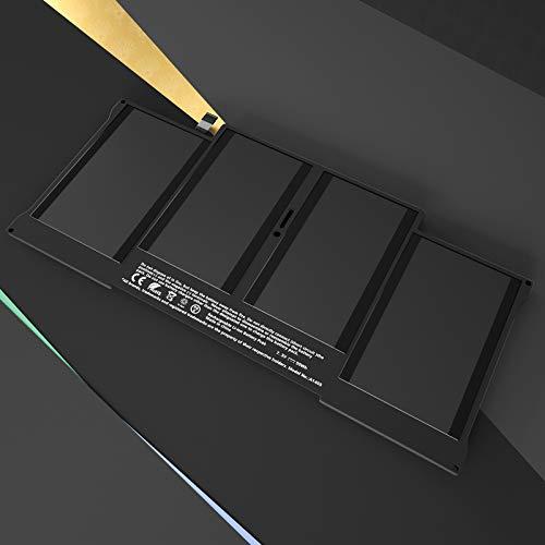 Dreamme A1405 A1466 Akku für MacBook Air 13 Akku für 13-Zoll MacBook Air Akku 2010 2011 2012 2013 2014 2015 2017 Modell A1369 A1466 [A1405 A1496 A1377 Akku, 7,6 V / 55 Wh]