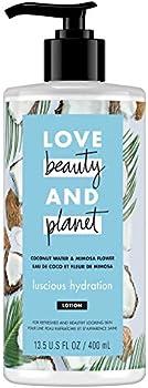 Love Beauty & Planet Luscious Hydration Body Lotion, 13.5 oz