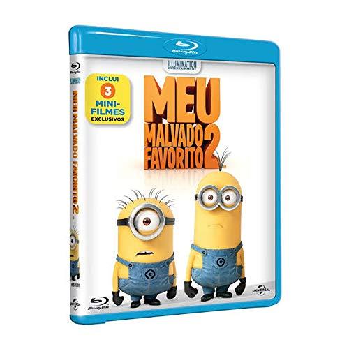 Meu Malvado Favorito 2 - Blu-ray