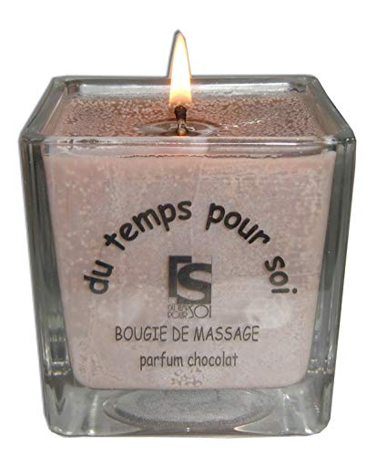 Storepil – Candela per massaggio Chokat – Gourmande – 210 g