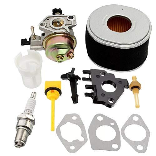 Motorrad-Komponenten Filter Vergaser Luft Öl-Peilstab Kit for GX240 GX270 8hp 9hp Motor, einfach zu bedienen.