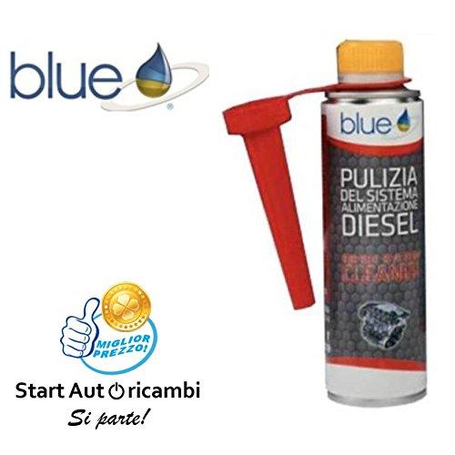ADDITIVO PULITORE GASOLIO INIETTORI COMMON RAIL BLUE CODICE BD02005-500ML