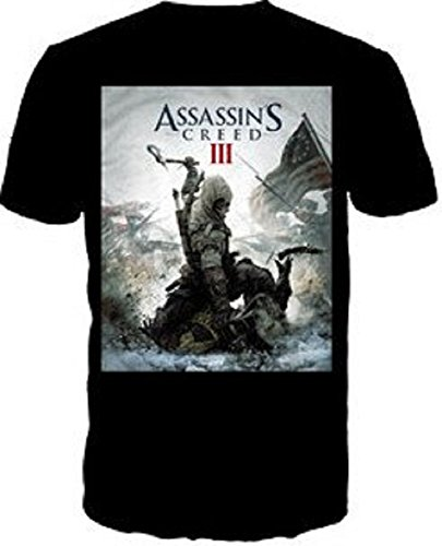 Assassins Creed III T-Shirt de Assassin