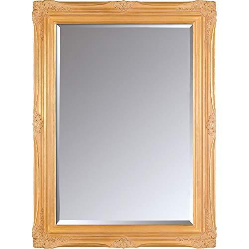 """Price comparison product image La Pastiche Imperial Gold Mirror,  43.5"""" x 31.5"""""""