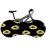 Y-Rachael Waschbar Fahrrad-Rad-Abdeckung Anti-Staub-Reifenmarke Scratch-Proof-Schutzausrüstung...