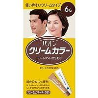 【シュワルツコフ ヘンケル】パオンクリームカラー6-G自然な褐色40g+40g