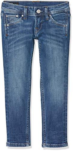 Pepe Jeans Cashed Jeans, Blu (Medium Used Denim Gl6), 13-14 Anni (Taglia Produttore: 14)...