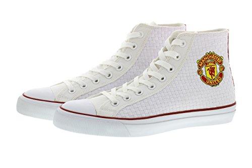 Manchester United 2016/17 Edition CLIFF D001 Herren Sneaker Schuhe Manu Fan Sneakers (43)