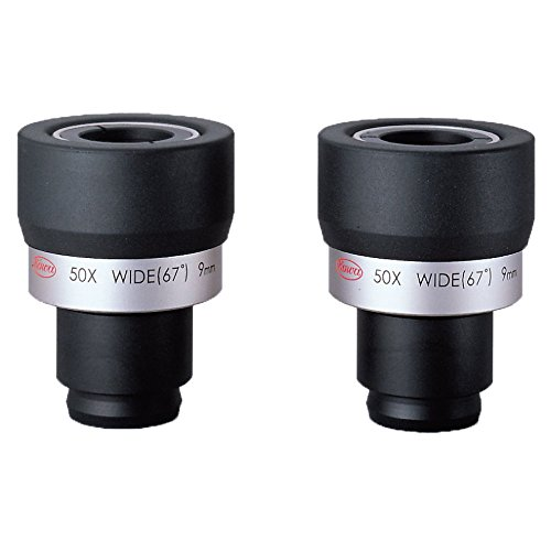 Sale!! Kowa 50X Wide Angle Eyepiece for Kowa High Lander Binocular Telescope - TE-9WH (1 piece)
