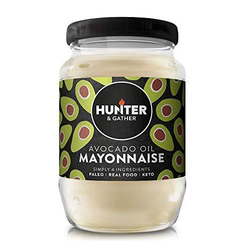 Avocadoöl Gluten & Zuckerfreie Paläo Mayonnaise Classic (630 GR)