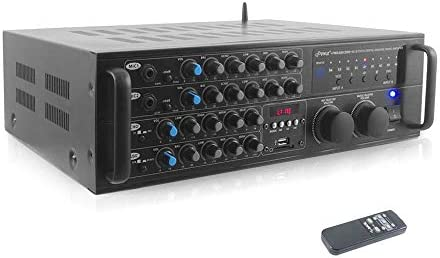 Top 10 Best mixer and amplifier professional