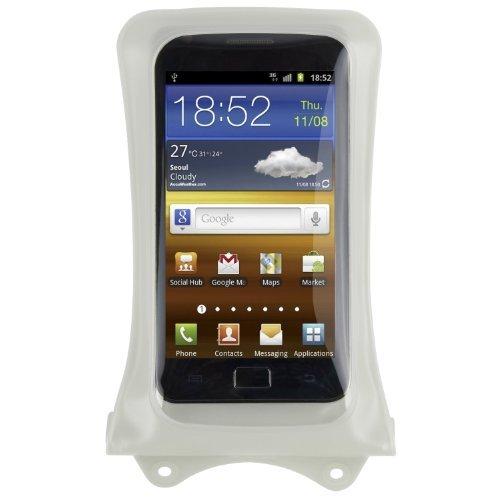 """DiCAPac WP-C1 Etui étanche pour Smartphone 4,7"""" Blanc"""