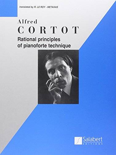 RATIONAL PRINCIPLES OF PIANOFORTE TECHNIQUE PIANO