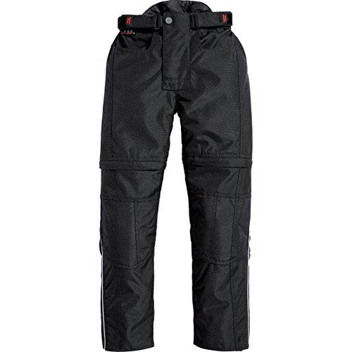FLM Motorradhose Kinder Tour Textilhose 2.0 schwarz 158-164, Tourer, Ganzjährig