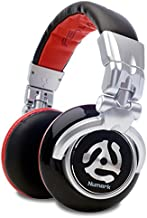 Numark Red Wave   Professional Over-Ear DJ Headphones with Rotating Earcup