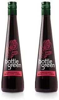 (2 PACK) - Bottle/Gr Pomegranate & Elderflower Cordial | 500ml | 2 PACK - SUPER SAVER - SAVE MONEY
