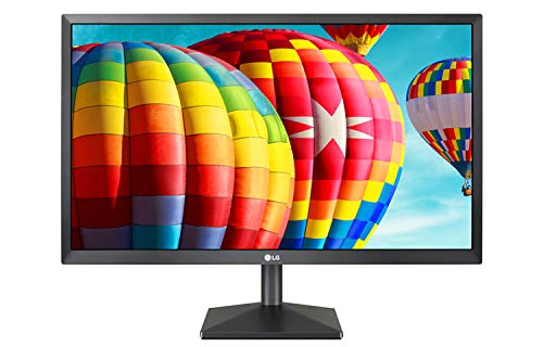 LG Electronics 24BK430H-B 24-Inch Screen LCD Monitor,Black