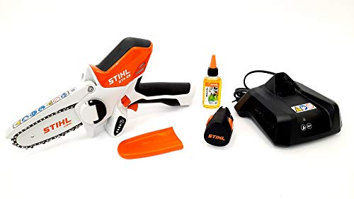Stihl GTA 26 GA010116900 - Cortador de leña con batería (incluye AS2 y AL1)