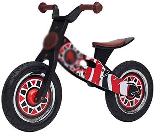 OYY Manufacture Coche de Equilibrio para niños Baby Scooter sin Pedal Bicicleta Balance Slide (Color : B)
