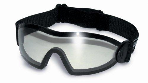 Global Vision infrangibile uv400 Chiaro Freefall Paracadutismo e Paracadutismo Occhiali Completo di Sacchetto Libero